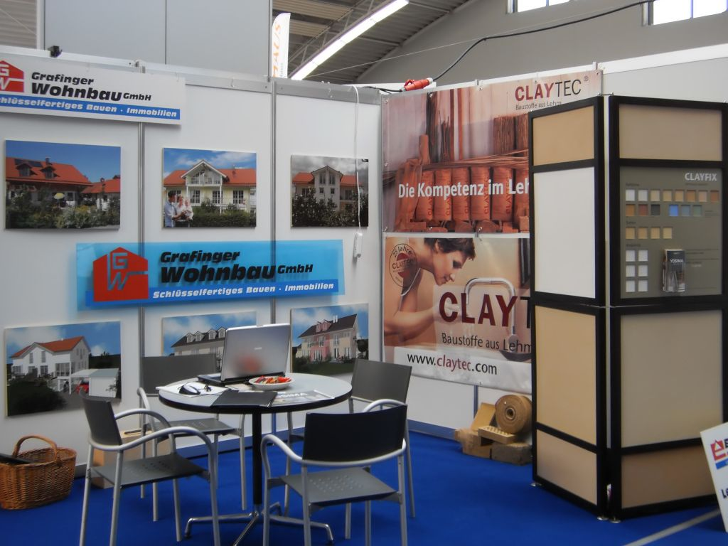 Messestand der Firma Emberger